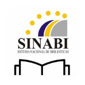 SINABI Sistema Nacional de Bibliotecas Costa Rica
