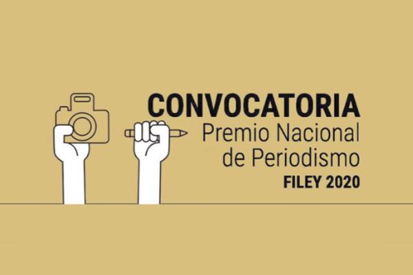 Convocatoria Premio Nacional de Periodismo